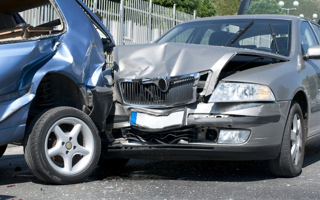 acidente viação