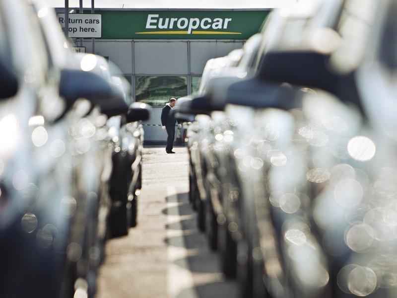 frota empresarial europcar
